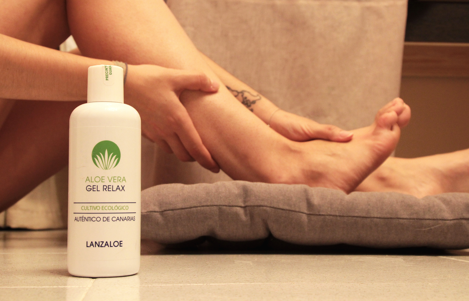 Tired or swollen legs? Natural remedies.