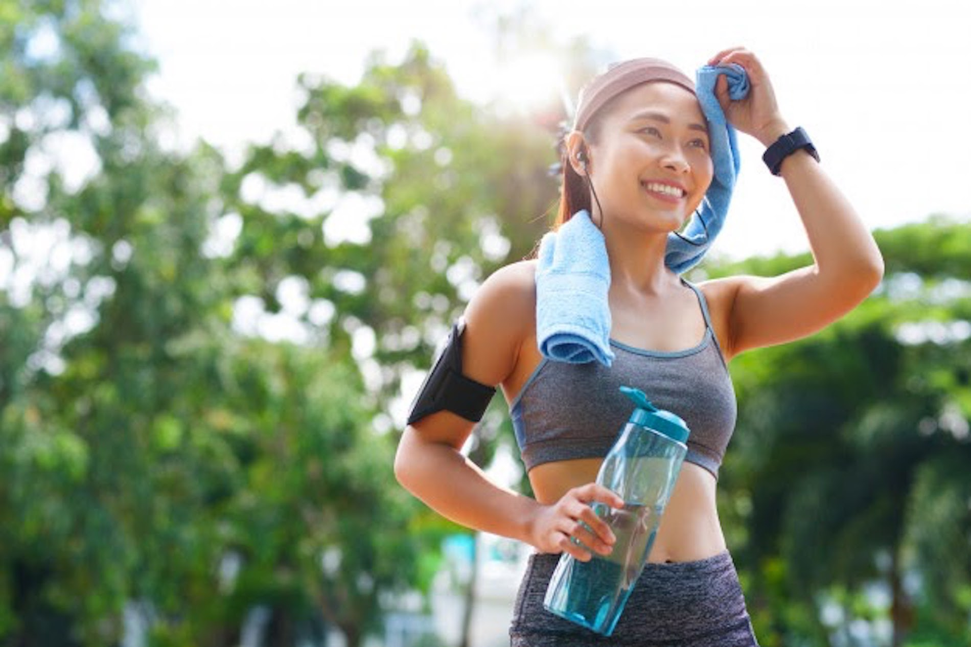 How to take care of your skin when you work out